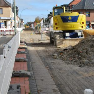 Teuer und langwierig Straßenausbau am Geschäftszentrum der Breiten Straße